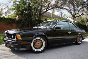 1988 Bmw M6 E24 Sharknose  Fully Serviced  Good Miles  Bbs