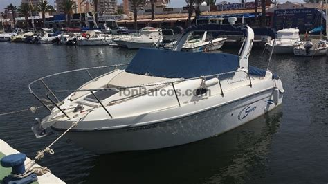 Saver 650 Cabin Sport by Saver 650 Cabin Sport In Murcia Used Boats Top Boats