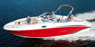 Stingray Boat Values 2016 stingray boat co 235lr standard equipment boat value