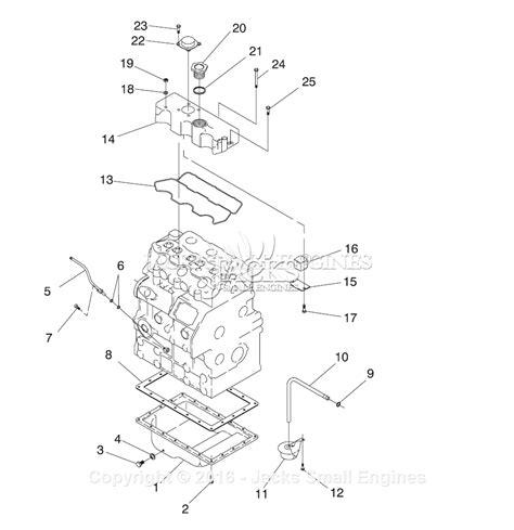 Generac Parts Diagram For Diesel Engine Block