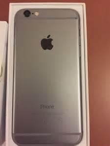 iphone 6 space grey apple apple iphone 6 64gb black space grey phones mobile