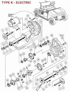 Transaxle - Type K Electric