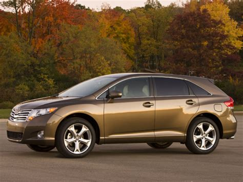 toyota venza  toyota crossover suv review