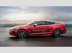 2020 Kia Stinger Coupe Review Top Speed