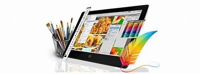 Website Designing Graphic Customized Readership Appealing Websites