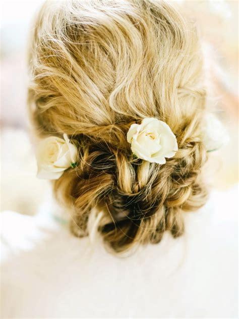 Elegant Wedding Hairstyles Part Ii Bridal Updos Tulle