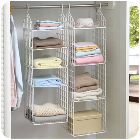 popular clothes hanging shelf buy cheap clothes hanging