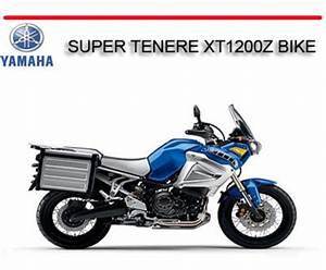 2015 Yamaha Super Tenere Service Manual