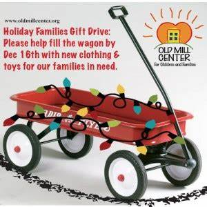 Holiday Families Gift Drive Old Mill Center