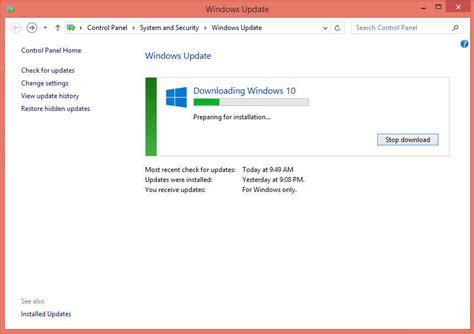top 2 methods to fix windows 10 update stuck