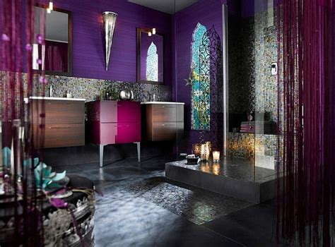 Get the Moroccan Style for your luxury bathroom