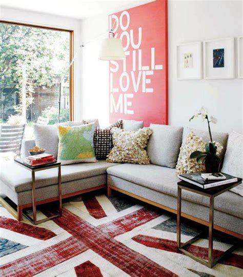 artwork love  union jack rug  beautiful