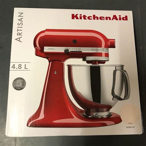 kitchen artisan almond mixer kitchenaid appliances brand