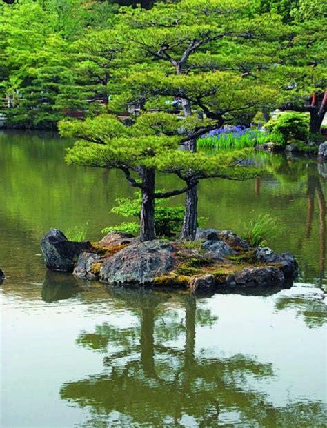 japanese gardens ise shrine  shrine magatama ike