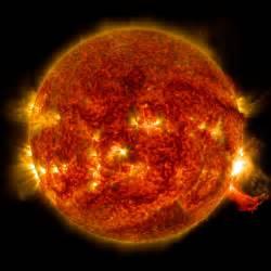 GMS: Sun Emits Mid-Level Flare on October 2, 2014
