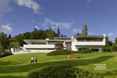 Design A Home : Alexander Brenner Architects Design A Contemporary Home In