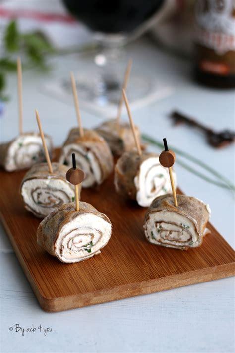 cuisiner sarrasin recettes d 39 amuse bouche par by acb 4 you roulés au