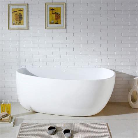 Moderne freistehende badewanne kaufen und neue atmosphäre genießen. Steinkamp Loft freistehende Badewanne asymmetrisch links ...