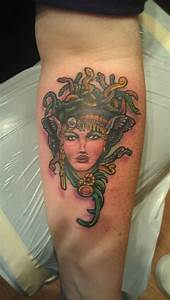 Medusa Tattoos Designs, Ideas and Meaning | Tattoos For You