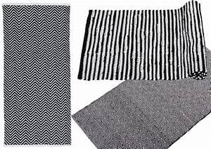 Tapis Ikea Noir Et Blanc : tapis noir et blanc pas cher ~ Teatrodelosmanantiales.com Idées de Décoration