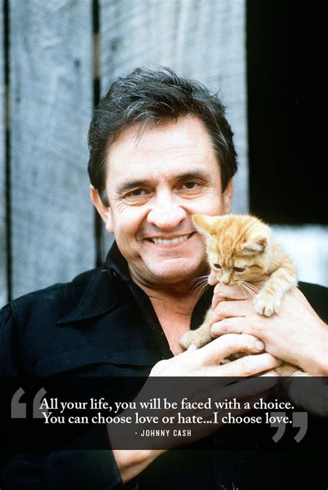 24 life affirming words of wisdom from johnny cash
