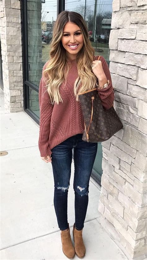 Cute Sweater Outfits For Winter - Sweater Vest
