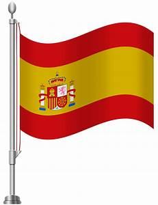 Spain Flag PNG Clip Art - Best WEB Clipart