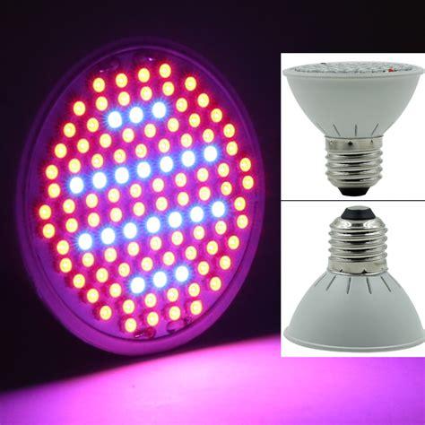 plant grow light l 106 leds grow light e27 ac85 265v full spectrum indoor
