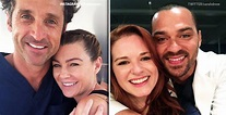 Grey's Anatomy Cast: Relationship They Have in Real Life