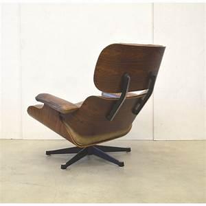 Fauteuil Charles Eames : fauteuil lounge en palissandre herman miller charles ~ Melissatoandfro.com Idées de Décoration