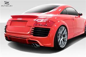 Audi Tt Bodykit : 00 06 audi tt pr d duraflex rear body kit bumper 112884 ~ Kayakingforconservation.com Haus und Dekorationen