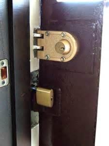 Security Door Lock From Inside