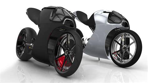 design essai de style autour dune nouvelle moto