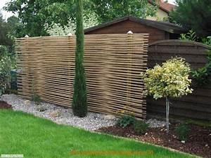 Gartengestaltung Ideen Sichtschutz Draussen