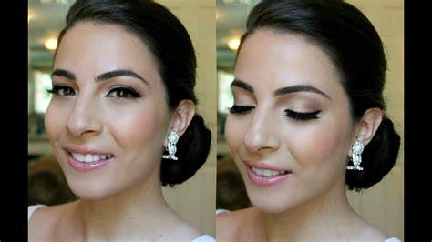 Wedding Makeup : Classic Bridal Wedding Makeup