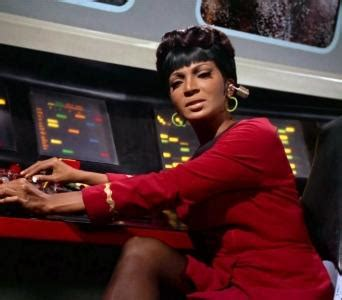 uhura recounts  epic star trek talk  mlk jr