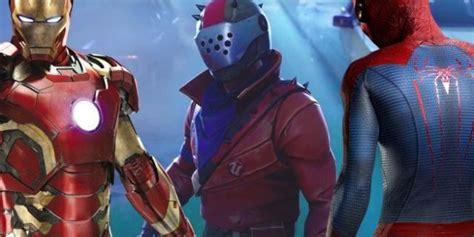 fortnite  avengers skins epic games responds