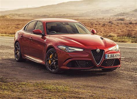 Alfa Romeo Uk by Alfa Romeo Giulia Review Summary Parkers
