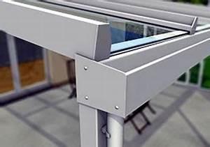 Stegplatten lichtwellplatten kunststoffplatten for Aluprofile für terrassenüberdachung