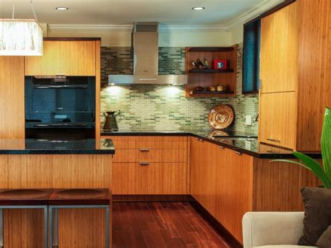 How To Choose The Right Bamboo Kitchen Cabinets