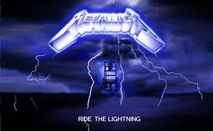 Ride The Lightning Metallica Quotes. QuotesGram