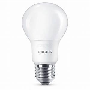 Philips Led Lampe : led lamp philips e27 3 pcs 929001234381 ~ Watch28wear.com Haus und Dekorationen