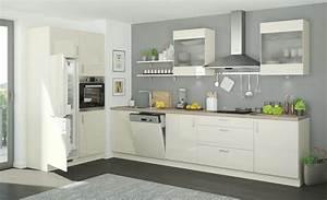 Küchen Ohne Elektrogeräte : k chenzeile ohne elektroger te frankfurt magnolia creme ausf hrung links ~ Orissabook.com Haus und Dekorationen