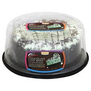 Chocolate Ice Cream Cakes at Walmart