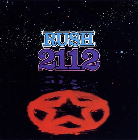 2112 (Rush) Font