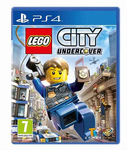 Undercover Lego Playstation Coolshop