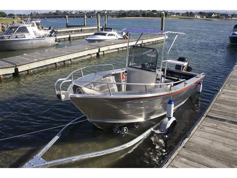 Bluefin Boats by 2014 Blue Fin 6 2 Centre Console For Sale Trade A Boat