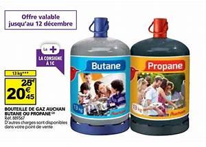 Prix Bouteille De Gaz Butane 13 Kg Intermarché : detendeur bouteille de gaz leclerc ~ Dailycaller-alerts.com Idées de Décoration
