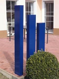 Sichtschutz 1 20 Hoch : stele sichtschutz 180 cm hoch und 20 cm breit ~ Bigdaddyawards.com Haus und Dekorationen