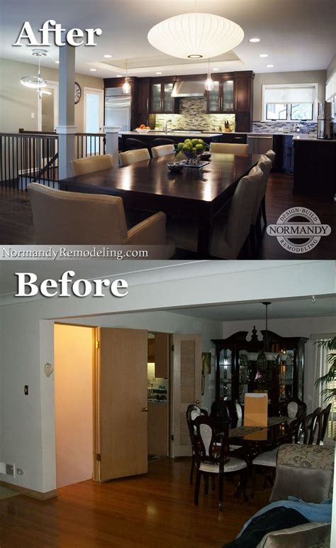 If your lot doesn't have the space to build out and around, you can build down instead! 2014 Remodeling Excellence Award | Home remodeling, Home ...